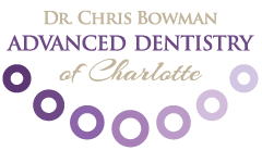 pinhole gum recession solutions with a Myers Park dentist Charlotte NC